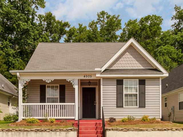 4505 Derryclare Lane, Evans, GA 30809 (MLS #441796) :: Shannon Rollings Real Estate