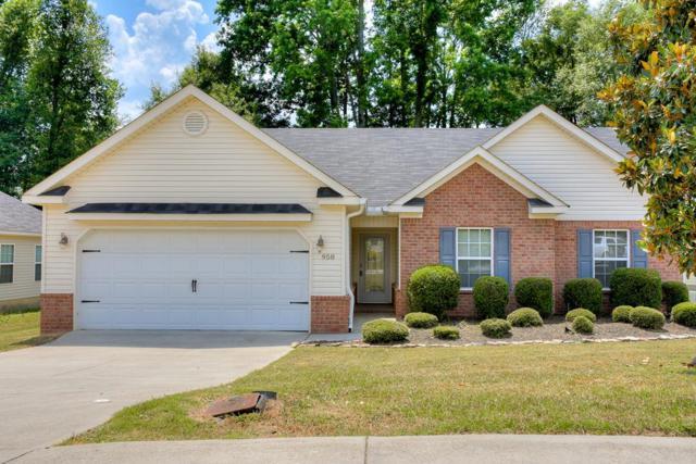 958 Arbor Springs Circle, Grovetown, GA 30813 (MLS #441814) :: Shannon Rollings Real Estate