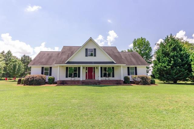 7486 Hwy 24S, Louisville, GA 30434 (MLS #441826) :: Shannon Rollings Real Estate