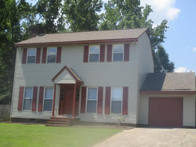 554 Forest Crossing, Martinez, GA 30907 (MLS #441832) :: RE/MAX River Realty