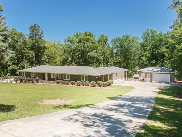 1550 Stevens Creek Drive, North Augusta, SC 29860 (MLS #441857) :: REMAX Reinvented | Natalie Poteete Team