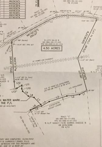 Lot 6A-B Beaver Branch Road, Aiken, SC 29801 (MLS #441865) :: Southeastern Residential