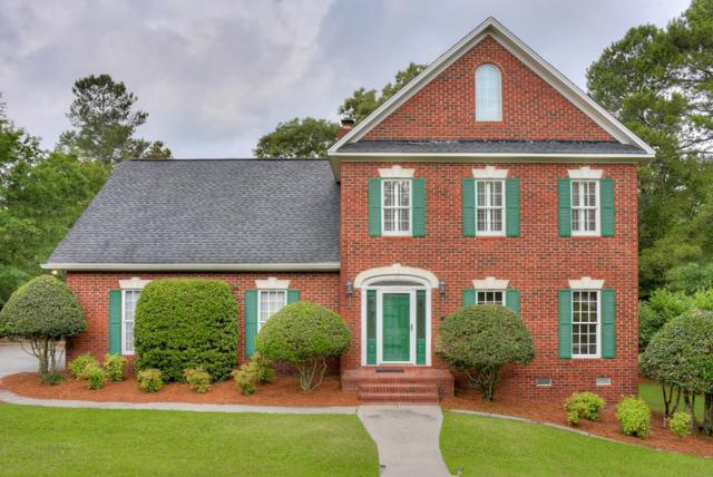 1137 Bellreive Drive, Aiken, SC 29803 (MLS #441889) :: Shannon Rollings Real Estate