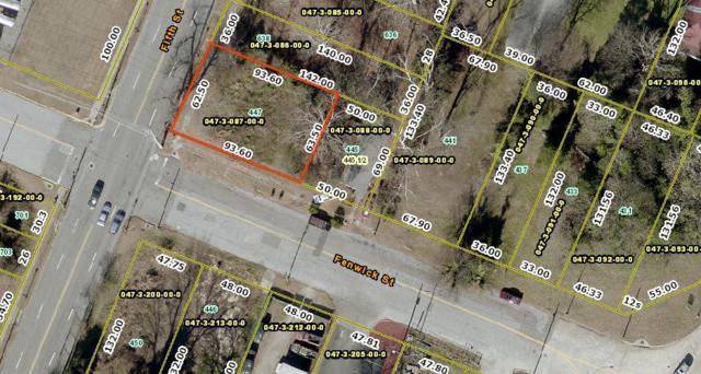 447 Fenwick Street, Augusta, GA 30901 (MLS #441938) :: REMAX Reinvented | Natalie Poteete Team