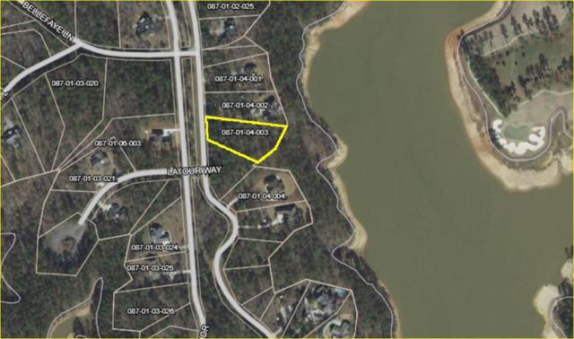 Lot 3 Bereau Drive, McCormick, SC 29835 (MLS #442229) :: REMAX Reinvented | Natalie Poteete Team