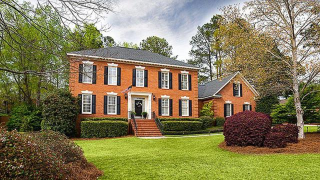 3720 West Lake Drive, Martinez, GA 30907 (MLS #442380) :: Young & Partners