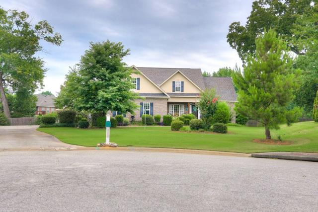 488 Knob Hill Court W, Evans, GA 30809 (MLS #442388) :: Meybohm Real Estate
