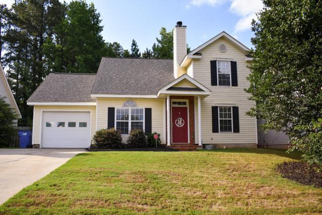 5112 Saddle Circle, Evans, GA 30809 (MLS #442606) :: Melton Realty Partners