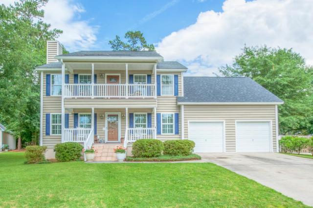 112 Foxwood Drive, Aiken, SC 29803 (MLS #442636) :: Shannon Rollings Real Estate
