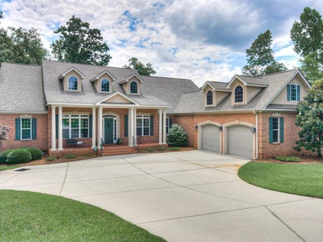 763 West Pleasant Colony Drive, Aiken, SC 29803 (MLS #442656) :: Meybohm Real Estate