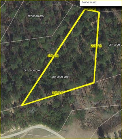 Lot 3 Amelia  Drive, McCormick, SC 29835 (MLS #442708) :: RE/MAX River Realty