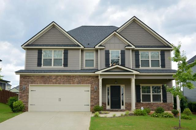 3941 Berkshire Way, Grovetown, GA 30813 (MLS #442736) :: REMAX Reinvented | Natalie Poteete Team