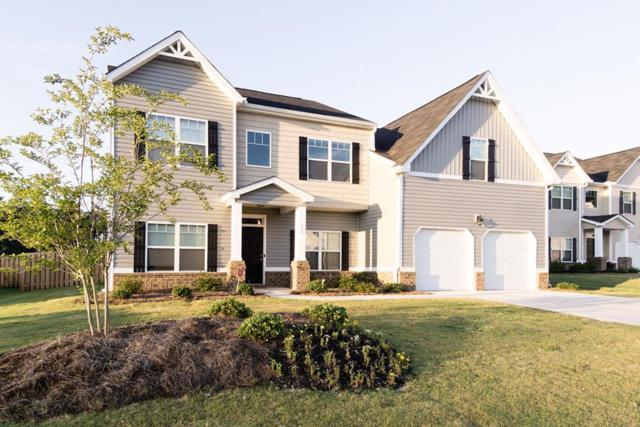 843 Hay Meadow Drive, Augusta, GA 30909 (MLS #442755) :: RE/MAX River Realty