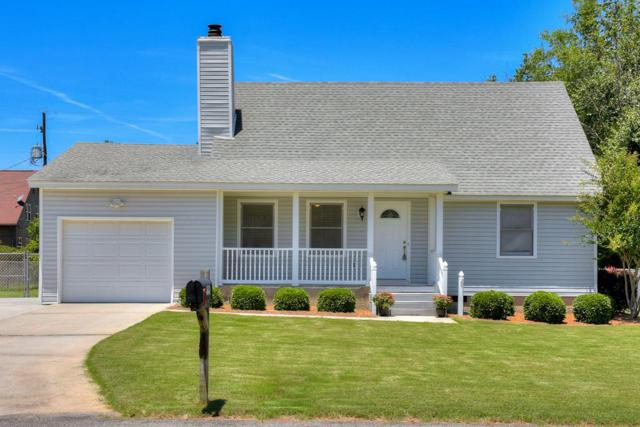 126 Trailwood Ave, Aiken, SC 29803 (MLS #442805) :: Shannon Rollings Real Estate