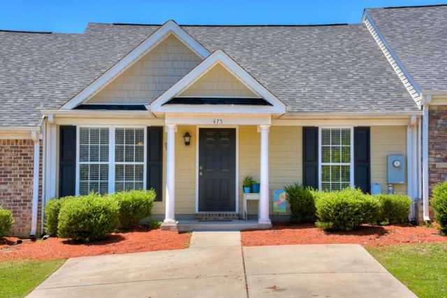 475 Strutter Trail, Aiken, SC 29801 (MLS #442840) :: Shannon Rollings Real Estate