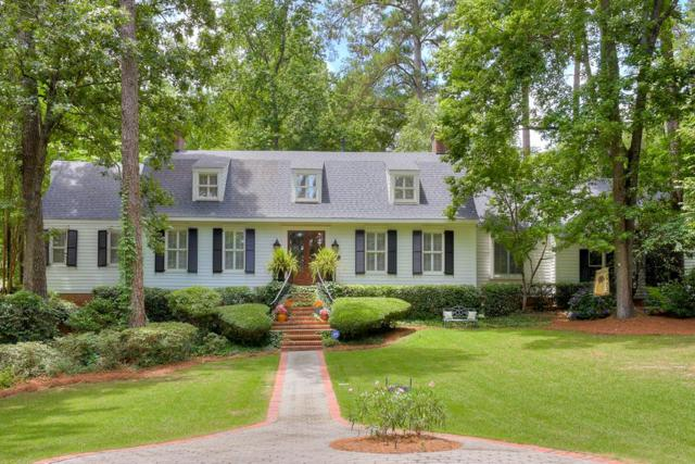 1 Tall Pine Court, Augusta, GA 30909 (MLS #442976) :: RE/MAX River Realty