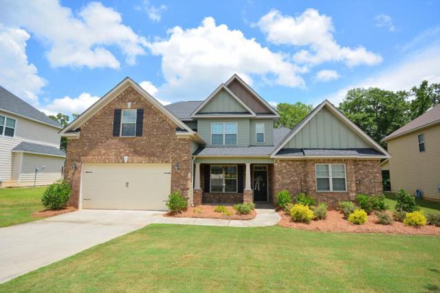 1141 Waltons Pass, Evans, GA 30809 (MLS #442991) :: Shannon Rollings Real Estate