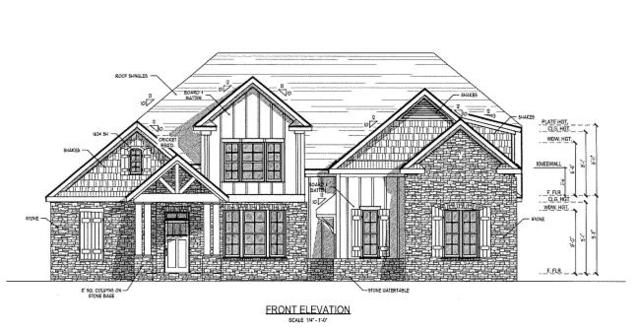 241 Rivernorth Drive, North Augusta, SC 29841 (MLS #442992) :: Southeastern Residential