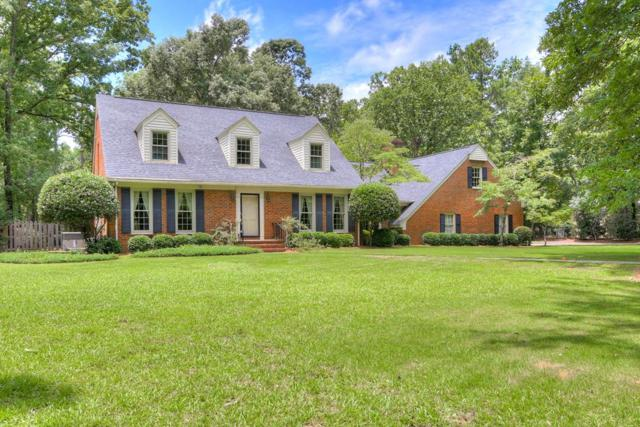 115 Oakhurst Drive, North Augusta, SC 29860 (MLS #443131) :: Young & Partners