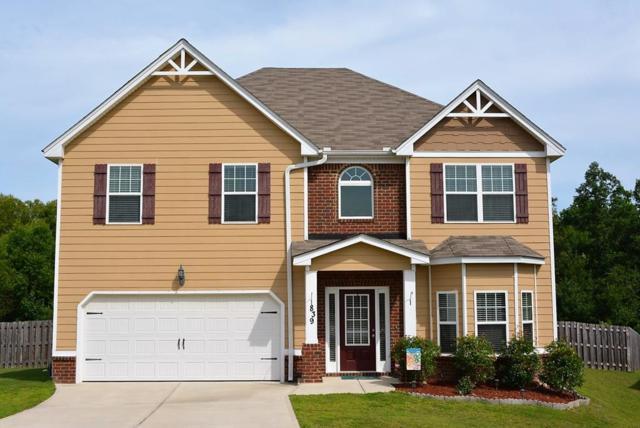 839 Shirez Drive, Grovetown, GA 30813 (MLS #443290) :: Shannon Rollings Real Estate