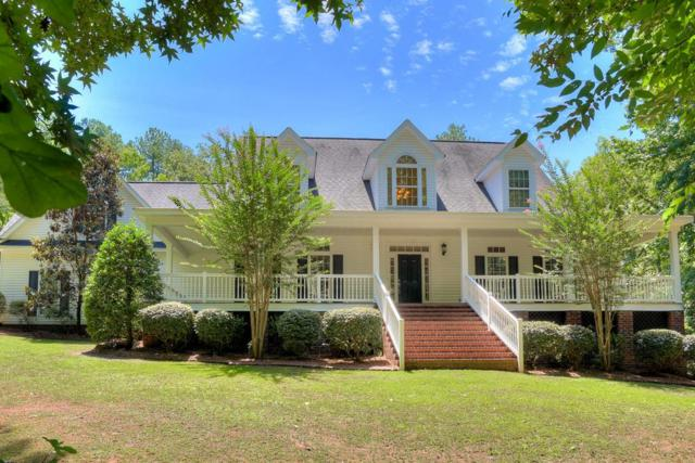 5350 White Oak Road, Appling, GA 30802 (MLS #443347) :: Shannon Rollings Real Estate
