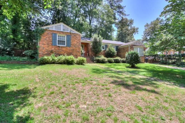 812 Barrett Lane, Augusta, GA 30909 (MLS #443632) :: Young & Partners