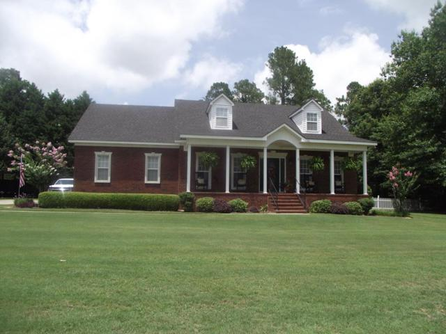204 Shady Oak Lane, Waynesboro, GA 30830 (MLS #443744) :: Young & Partners