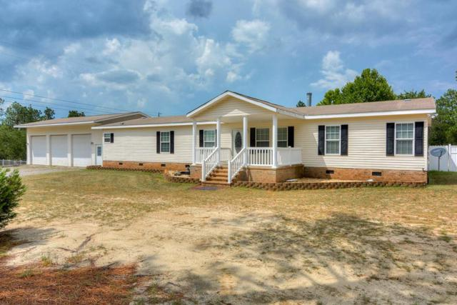 3021 Camp Josey Road, Blythe, GA 30805 (MLS #443760) :: Shannon Rollings Real Estate