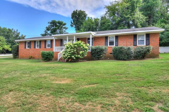 1023 Azalea Drive, Augusta, GA 30904 (MLS #443984) :: Shannon Rollings Real Estate