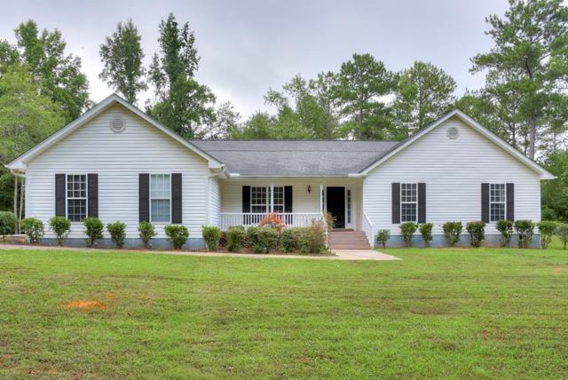 3744 Thomson Hwy, Lincolnton, GA 30817 (MLS #444020) :: Shannon Rollings Real Estate