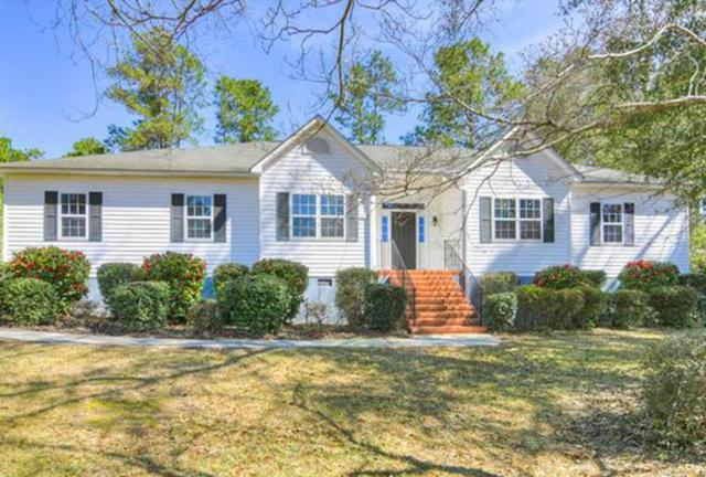 229 Sessions Drive, Aiken, SC 29803 (MLS #444043) :: Venus Morris Griffin | Meybohm Real Estate
