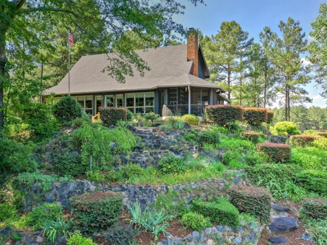 80 Lake Seivern Rd, Batesburg, SC 29006 (MLS #444091) :: Shannon Rollings Real Estate