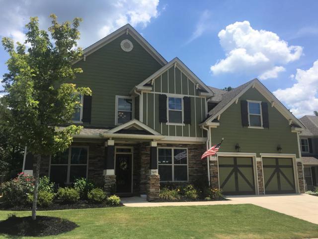 5641 Sunbury Loop, Evans, GA 30809 (MLS #444109) :: Shannon Rollings Real Estate