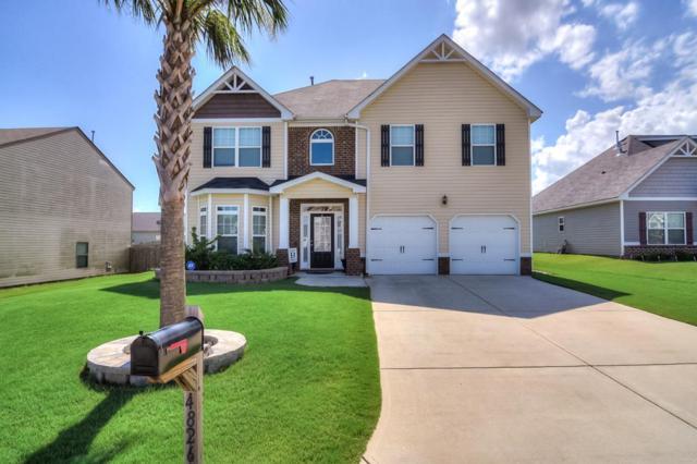 4826 Coal Creek Drive, Graniteville, SC 29829 (MLS #444116) :: Shannon Rollings Real Estate