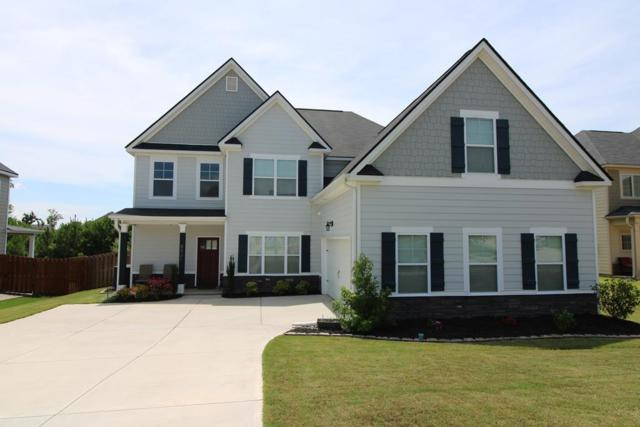 8821 Crenshaw Drive, Grovetown, GA 30813 (MLS #444145) :: Meybohm Real Estate