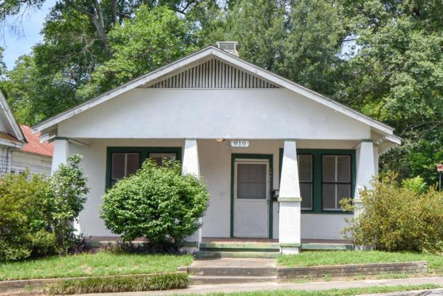810 West Avenue, North Augusta, SC 29841 (MLS #444160) :: Shannon Rollings Real Estate