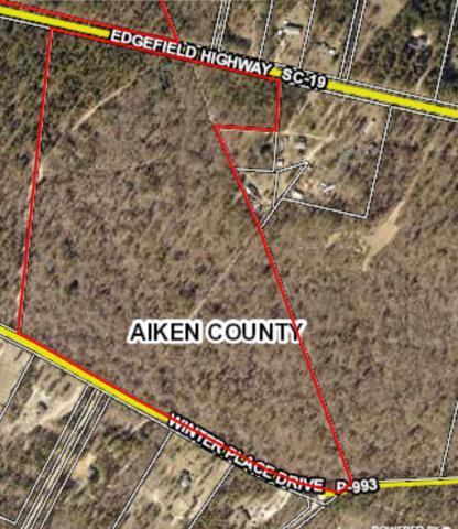 00 Edgefield Hwy, Aiken, SC 29847 (MLS #444247) :: Melton Realty Partners
