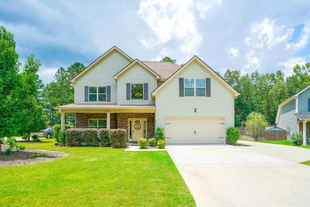 1013 Bubbling Springs Drive, Graniteville, SC 29829 (MLS #444255) :: Shannon Rollings Real Estate