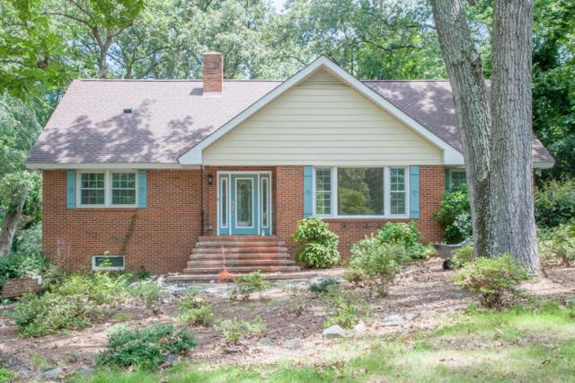1140 Williams Drive, Aiken, SC 29803 (MLS #444265) :: Shannon Rollings Real Estate