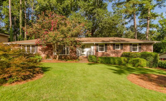 507 Loyola Drive, Augusta, GA 30909 (MLS #444269) :: Young & Partners
