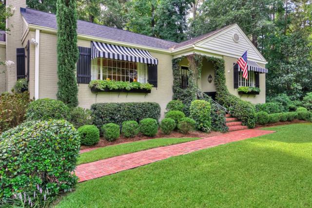 2920 Lake Forest Drive, Augusta, GA 30909 (MLS #444337) :: Venus Morris Griffin   Meybohm Real Estate
