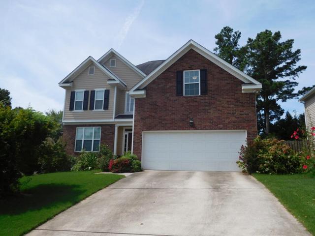 1143 Hunters Cove, Evans, GA 30809 (MLS #444367) :: REMAX Reinvented | Natalie Poteete Team