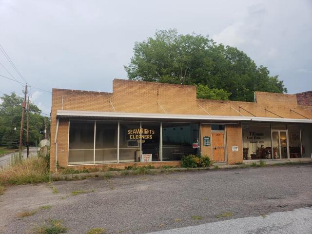 210 Lynch Street, Edgefield, SC 29824 (MLS #444398) :: Venus Morris Griffin | Meybohm Real Estate