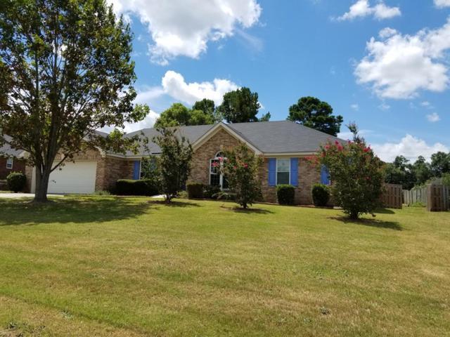 1208 Hallman Drive, Hephzibah, GA 30815 (MLS #444426) :: Venus Morris Griffin | Meybohm Real Estate