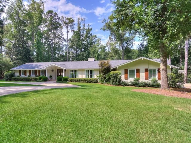 3220 Dresden Way, Augusta, GA 30909 (MLS #444465) :: Venus Morris Griffin | Meybohm Real Estate