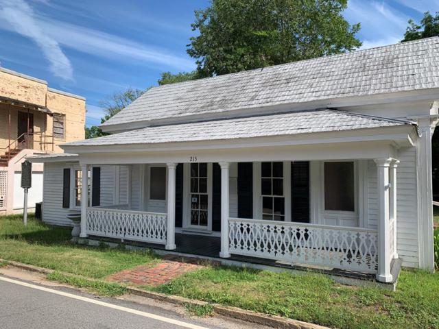 215 Simpkins Street, Edgefield, SC 29824 (MLS #444473) :: Venus Morris Griffin | Meybohm Real Estate