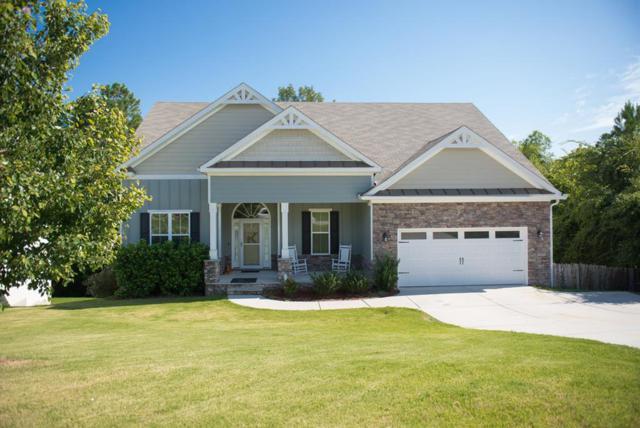 461 Weyanoke Drive, Evans, GA 30809 (MLS #444613) :: Shannon Rollings Real Estate