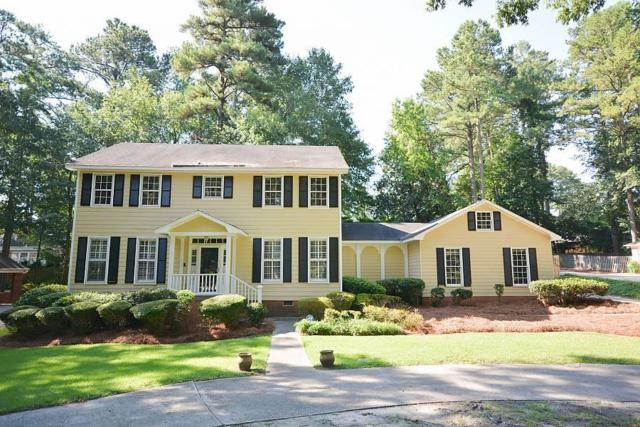 3418 Wheeler Road, Augusta, GA 30909 (MLS #444673) :: Southeastern Residential