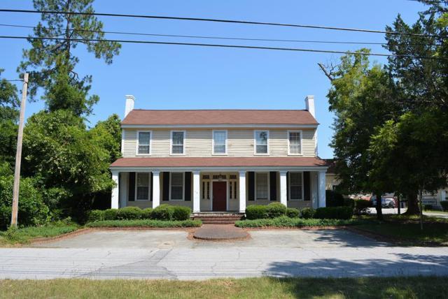 110 E Hall Street, Thomson, GA 30824 (MLS #444805) :: REMAX Reinvented | Natalie Poteete Team