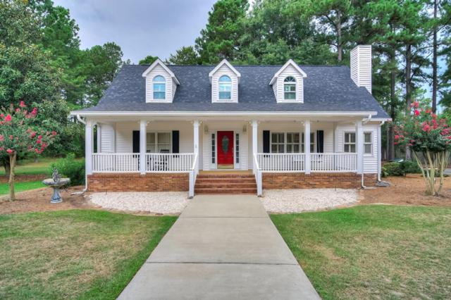 2134 SW Silver Bluff Road, Aiken, SC 29803 (MLS #445075) :: RE/MAX River Realty